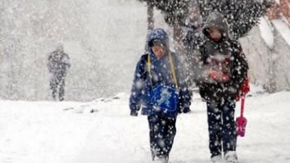 Karaman'da Eğitim Öğretime Verilen Ara iki Gün Daha uzatıldı